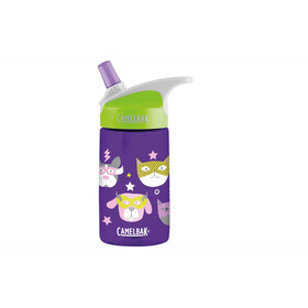 CamelBak Eddy - Gourde - 400ml vert/violet